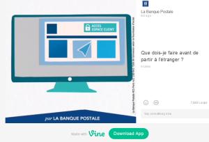 vine La Banque Postale